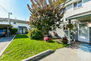 Main Photo: 85 45185 WOLFE Road in Chilliwack: Chilliwack W Young-Well Townhouse for sale : MLS®# R2354609