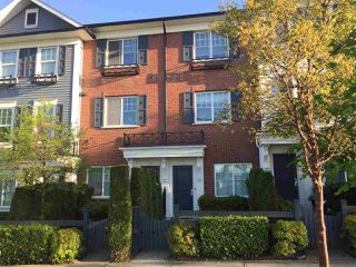 "Main Photo: 43 8767 162 Street in Surrey: Fleetwood Tynehead Townhouse for sale in ""Taylor"" : MLS®# R2368914"
