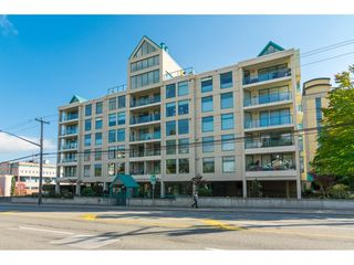 "Photo 1: 203 15466 NORTH BLUFF Road: White Rock Condo for sale in ""THE SUMMIT"" (South Surrey White Rock)  : MLS®# R2371084"