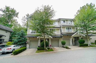 "Photo 1: 134 6747 203 Street in Langley: Willoughby Heights Townhouse for sale in ""Sagebrook"" : MLS®# R2374996"