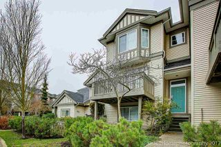 Main Photo: 16 3880 WESTMINSTER Highway in Richmond: Terra Nova Townhouse for sale : MLS®# R2380820