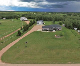Photo 1: 56503 Rge Rd 231: Rural Sturgeon County House for sale : MLS®# E4163942
