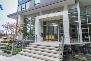 Photo 1: 615 8833 HAZELBRIDGE Way in Richmond: West Cambie Condo for sale : MLS®# R2385774