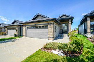 Main Photo: 26 276 Cranford Drive: Sherwood Park House Half Duplex for sale : MLS®# E4168076