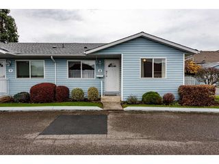 "Photo 2: 8 9444 WOODBINE Street in Chilliwack: Chilliwack E Young-Yale Townhouse for sale in ""REGENCY PLACE"" : MLS®# R2420570"