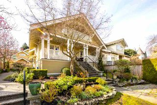 """Main Photo: 1956 W 14TH Avenue in Vancouver: Kitsilano House 1/2 Duplex for sale in """"LOWER SHAUGHNESSY"""" (Vancouver West)  : MLS®# R2452367"""