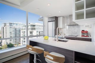 "Photo 6: 1406 1783 MANITOBA Street in Vancouver: False Creek Condo for sale in ""Residences at West"" (Vancouver West)  : MLS®# R2457734"