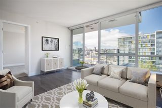 "Photo 2: 1406 1783 MANITOBA Street in Vancouver: False Creek Condo for sale in ""Residences at West"" (Vancouver West)  : MLS®# R2457734"