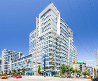 "Photo 1: 1406 1783 MANITOBA Street in Vancouver: False Creek Condo for sale in ""Residences at West"" (Vancouver West)  : MLS®# R2457734"