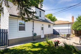 Photo 22: 387 Ottawa Avenue in Winnipeg: East Kildonan Residential for sale (3A)  : MLS®# 202018587