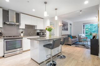 """Photo 1: 429 723 W 3RD Street in North Vancouver: Harbourside Condo for sale in """"The Shore"""" : MLS®# R2491659"""