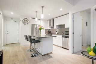 """Photo 2: 429 723 W 3RD Street in North Vancouver: Harbourside Condo for sale in """"The Shore"""" : MLS®# R2491659"""