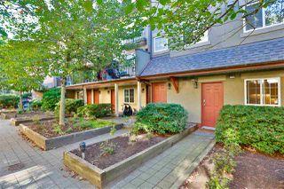 Main Photo: 52 1561 BOOTH Avenue in Coquitlam: Maillardville Condo for sale : MLS®# R2496368