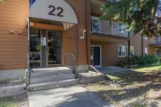 Photo 1: 108 22 Alpine Place: St. Albert Condo for sale : MLS®# E4215226