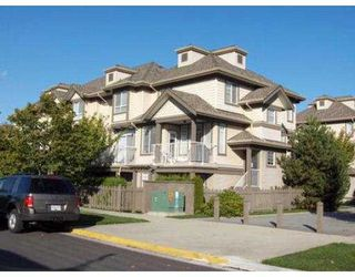 Photo 2: 6 6388 ALDER ST in Richmond: McLennan North Townhouse for sale : MLS®# V561483