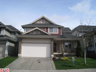 "Photo 1: 20171 69TH Avenue in Langley: Willoughby Heights House for sale in ""JEFFRIES BROOK"" : MLS®# F1109880"