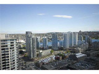 """Photo 1: 3306 939 HOMER Street in Vancouver: VVWYA Condo for sale in """"PINNACLE"""" (Vancouver West)  : MLS®# V886499"""