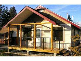 "Photo 1: 20515 LORNE Avenue in Maple Ridge: Southwest Maple Ridge House for sale in ""UPPER HAMMOND"" : MLS®# V890296"