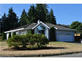Photo 2: 2409 Twin View Dr in VICTORIA: CS Tanner House for sale (Central Saanich)  : MLS®# 585137