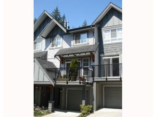 "Photo 1: 23 2200 PANORAMA Drive in Port Moody: Heritage Woods PM Townhouse for sale in ""QUEST"" : MLS®# V914487"