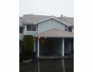 "Photo 1: 13 22411 124TH AV in Maple Ridge: East Central Townhouse for sale in ""CREEKSIDE VILLAGE"" : MLS®# V586223"