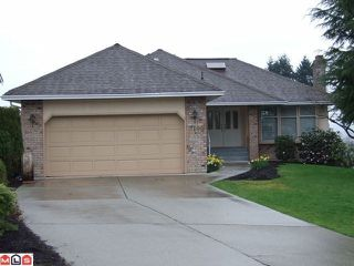 Photo 1: 6198 191A ST in Surrey: Cloverdale BC House for sale (Cloverdale)  : MLS®# F1201296