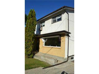 Photo 2: 62 Canberra Road in WINNIPEG: Windsor Park / Southdale / Island Lakes Residential for sale (South East Winnipeg)  : MLS®# 1321852