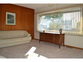 Photo 4: 62 Canberra Road in WINNIPEG: Windsor Park / Southdale / Island Lakes Residential for sale (South East Winnipeg)  : MLS®# 1321852