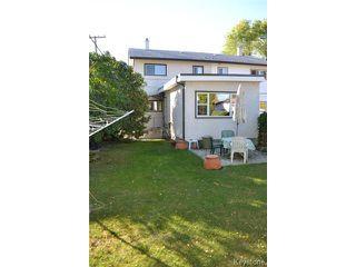 Photo 16: 62 Canberra Road in WINNIPEG: Windsor Park / Southdale / Island Lakes Residential for sale (South East Winnipeg)  : MLS®# 1321852