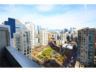 "Photo 12: 2204 1238 RICHARDS Street in Vancouver: Yaletown Condo for sale in ""METROPOLIS"" (Vancouver West)  : MLS®# V1037264"