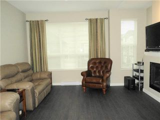 "Photo 3: 98 7938 209TH Street in Langley: Willoughby Heights Townhouse for sale in ""Red Maple Park"" : MLS®# F1400352"