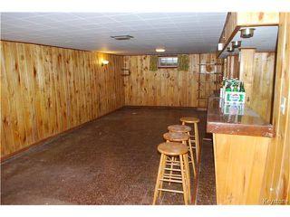 Photo 13: 1175 Polson Avenue in WINNIPEG: North End Residential for sale (North West Winnipeg)  : MLS®# 1400336