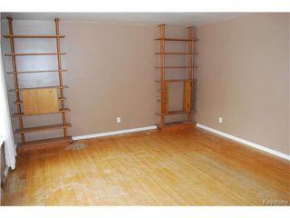 Photo 3: 1175 Polson Avenue in WINNIPEG: North End Residential for sale (North West Winnipeg)  : MLS®# 1400336
