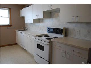 Photo 5: 1175 Polson Avenue in WINNIPEG: North End Residential for sale (North West Winnipeg)  : MLS®# 1400336