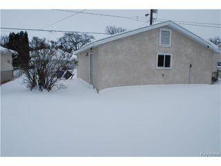 Photo 14: 1175 Polson Avenue in WINNIPEG: North End Residential for sale (North West Winnipeg)  : MLS®# 1400336