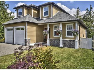 Photo 1: 3707 Ridge Pond Dr in VICTORIA: La Happy Valley House for sale (Langford)  : MLS®# 674820