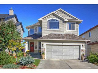 Photo 1: 78 EVERHOLLOW Rise SW in Calgary: Evergreen Residential Detached Single Family for sale : MLS®# C3638300