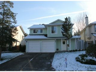 "Photo 1: 21572 93B Avenue in Langley: Walnut Grove House for sale in ""Walnut Grove"" : MLS®# F1427995"