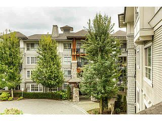 "Photo 1: 308 2958 SILVER SPRINGS Boulevard in Coquitlam: Westwood Plateau Condo for sale in ""TAMARISK"" : MLS®# V1099763"