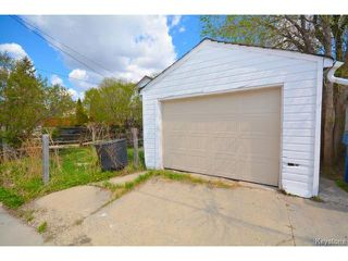 Photo 18: Belmont Avenue in Winnipeg: Residential for sale : MLS®# 1511475