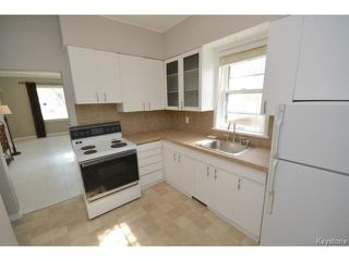 Photo 8: Belmont Avenue in Winnipeg: Residential for sale : MLS®# 1511475