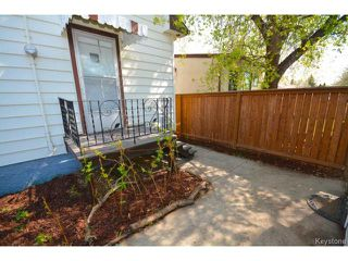 Photo 15: Belmont Avenue in Winnipeg: Residential for sale : MLS®# 1511475