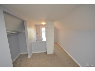 Photo 13: Belmont Avenue in Winnipeg: Residential for sale : MLS®# 1511475