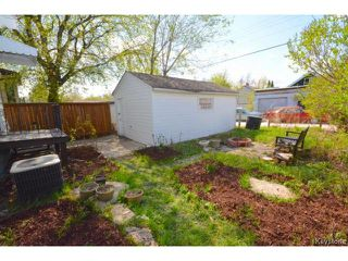 Photo 17: Belmont Avenue in Winnipeg: Residential for sale : MLS®# 1511475