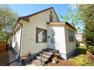 Photo 1: Belmont Avenue in Winnipeg: Residential for sale : MLS®# 1511475