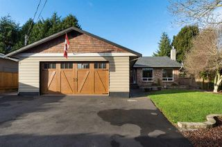 Photo 1: 1885 156 Street in Surrey: King George Corridor House for sale (South Surrey White Rock)  : MLS®# R2020408