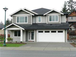 Photo 1: 6878 Laura's Lane in SOOKE: Sk Sooke Vill Core House for sale (Sooke)  : MLS®# 727503