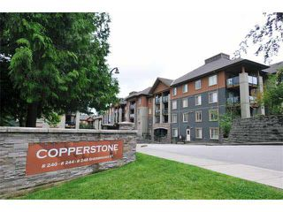 """Main Photo: 2302 244 SHERBROOKE Street in New Westminster: Sapperton Condo for sale in """"COPPERSTONE"""" : MLS®# R2065217"""