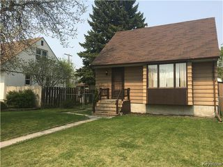 Photo 1: 69 Haig Avenue in Winnipeg: St Vital Residential for sale (South East Winnipeg)  : MLS®# 1611797