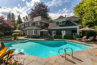 Photo 14:  in Vancouver: Shaughnessy House for sale (Vancouver West)  : MLS®# R2075597